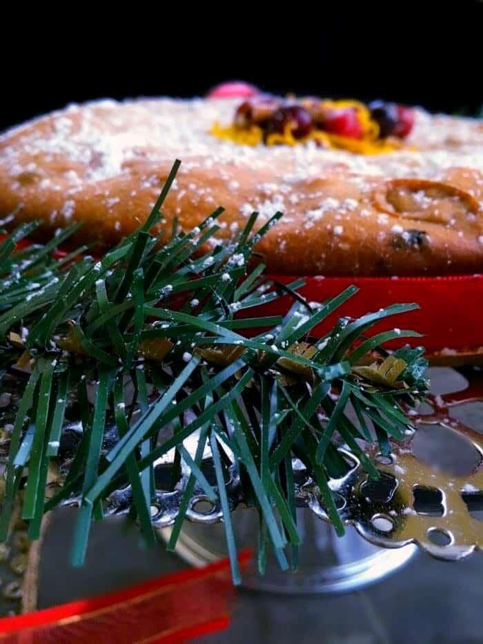 Spiced Dry Fruit Cake