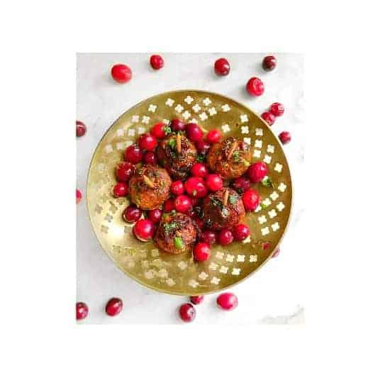 Spicy-Cranberries-Meatballs