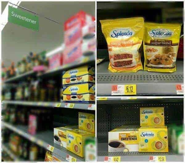Walmart-splenda