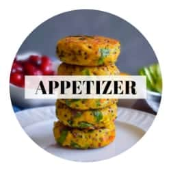 all appetizer recipes from 'easy cooking with molly' on this page