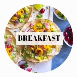 All breakfast recipes from 'easy cooking with molly'
