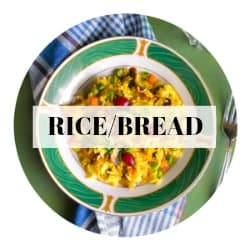 easy and quick rice recipes