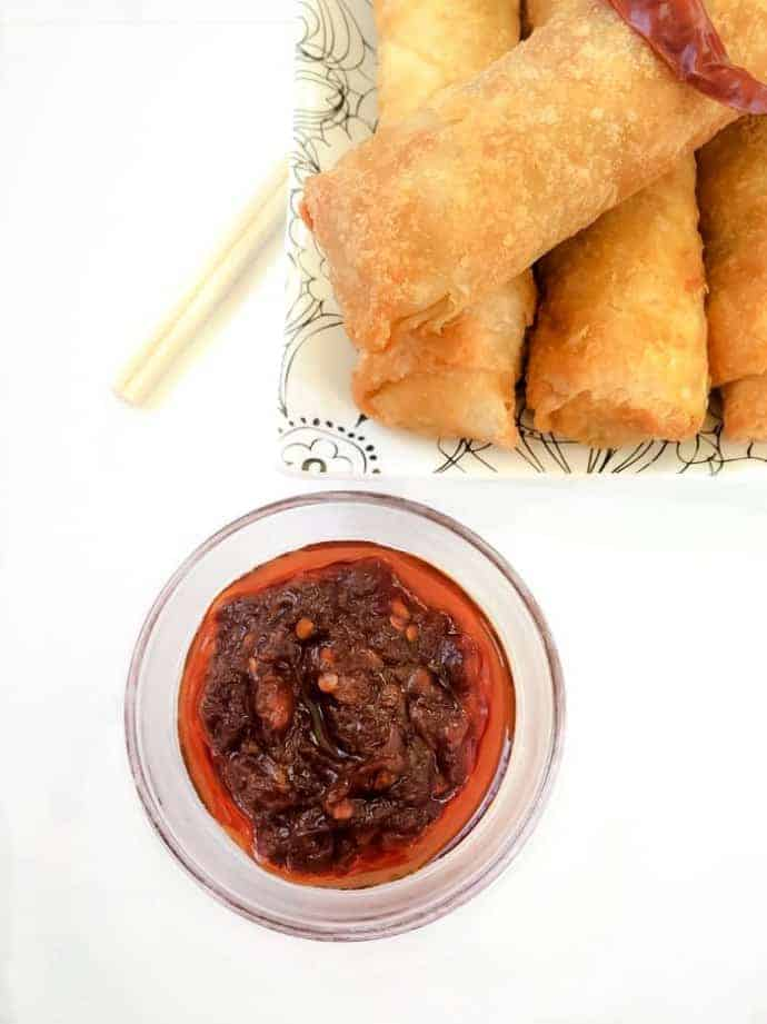 how-to-make-schezwan-sauce