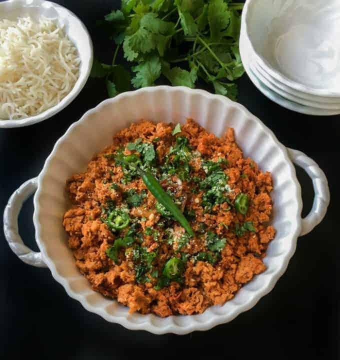 keema masala recipe