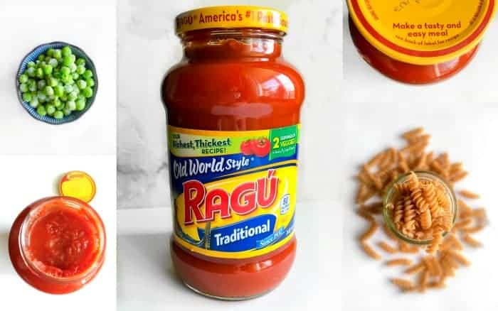 How to Make Tomato Peas Pasta
