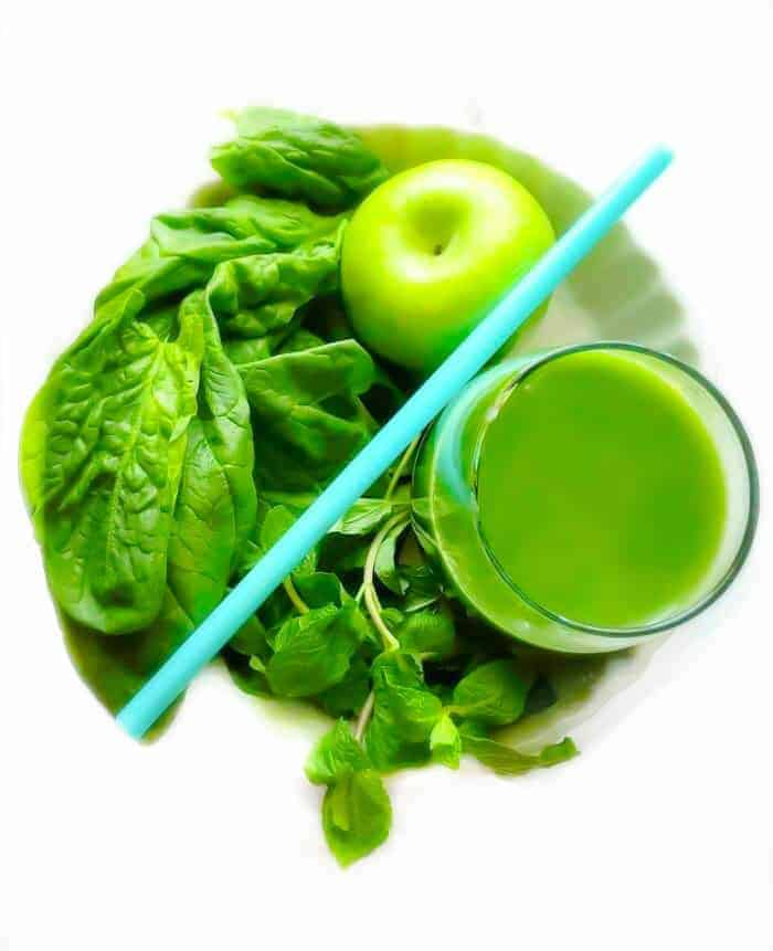Mint Cooler Green Juice