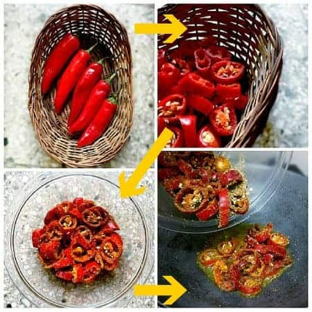 instant-Red-pickle-process