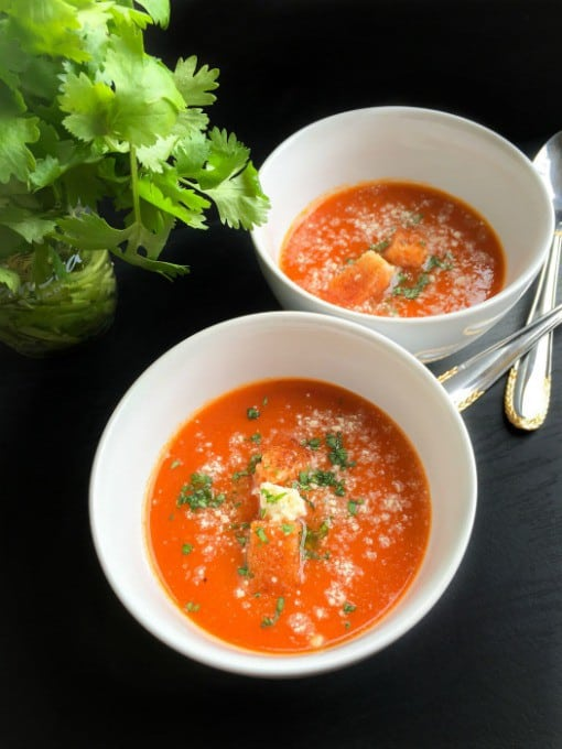 Spanish Gazpacho soup recipe