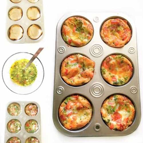 How to make Egg Muffin