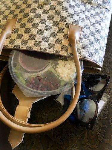 salad in bag