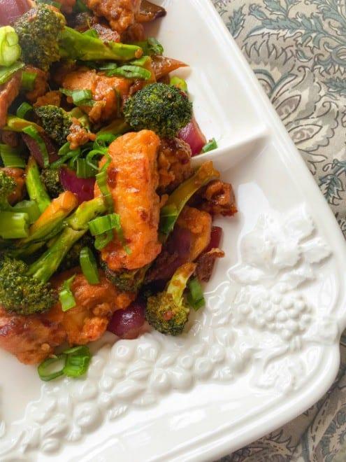 broccoli-fish-in-chili-garlic-sauce