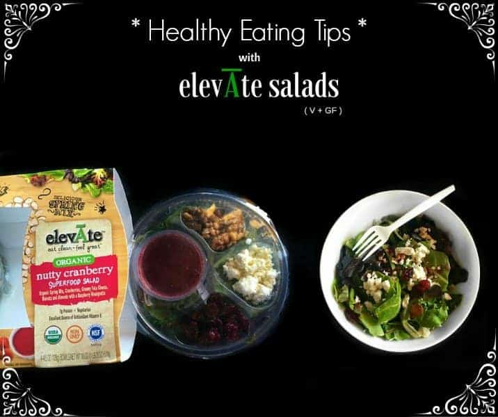 Healthy Eating Tips Elevate Salads