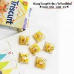 MangTangShrimpTriscuitini – Mango-Tango-Shrimp-Bite