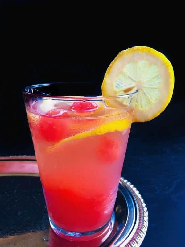 Watermelon-Lemon-Spritzer-with-melon-balls