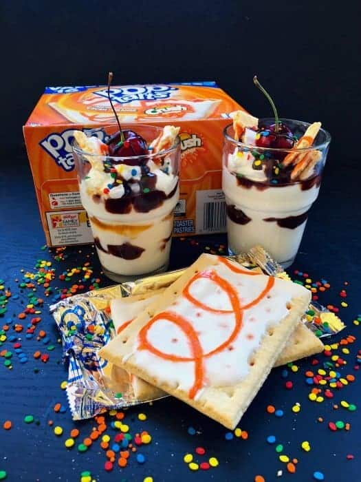 super quick and fun - orange-crush-yogurt-sundae1