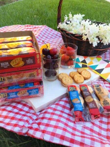Ritz Crackers ideas