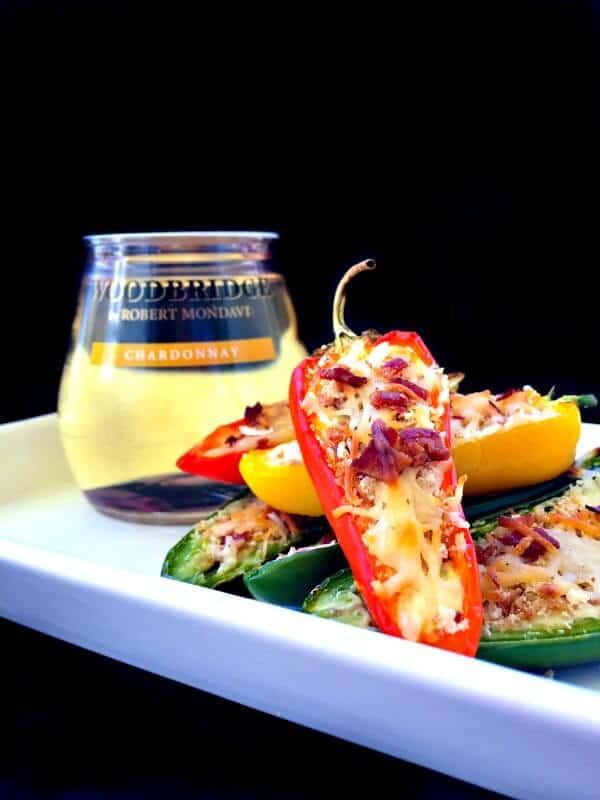 Stuffed Sweet Spicy Peppers
