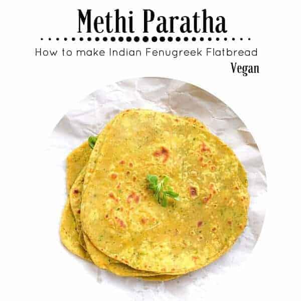 Methi Paratha I How to make Methi Paratha Recipe