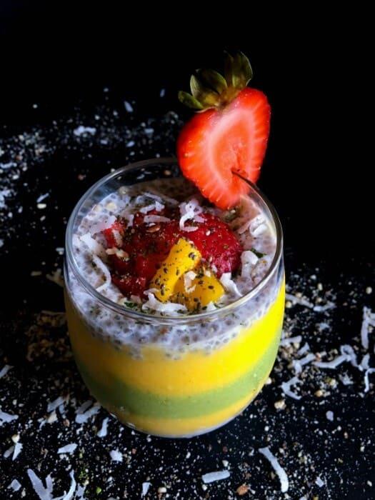 #goautentico #mango #smoothie