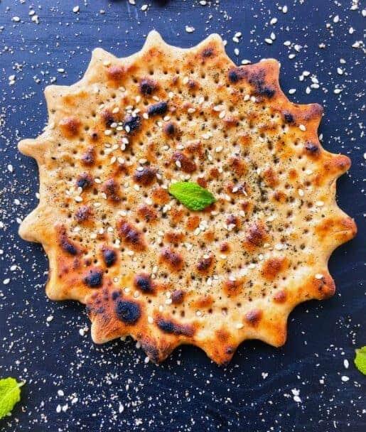 Khoba Roti recipe
