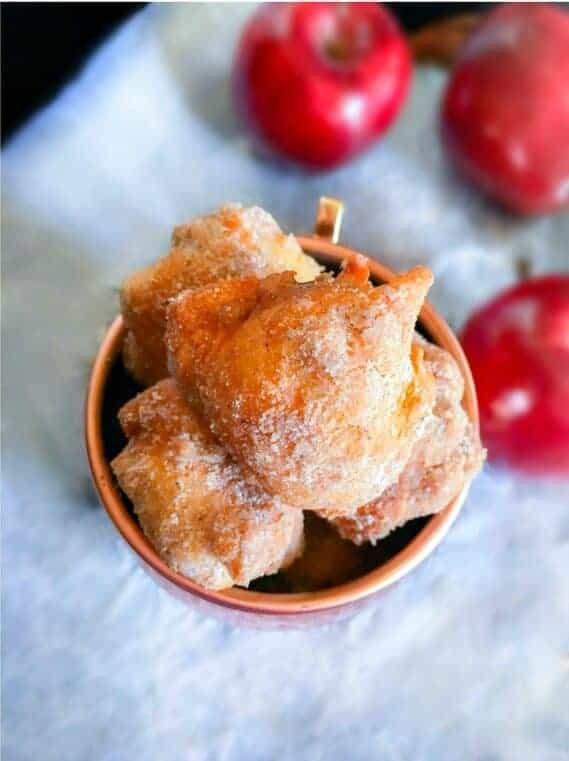 best apple fritters