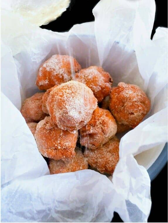 how to make best apple fritters