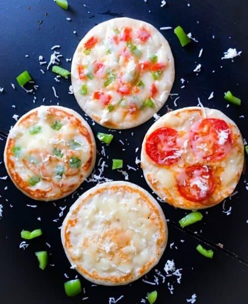 Pizza Uttapam Recipe