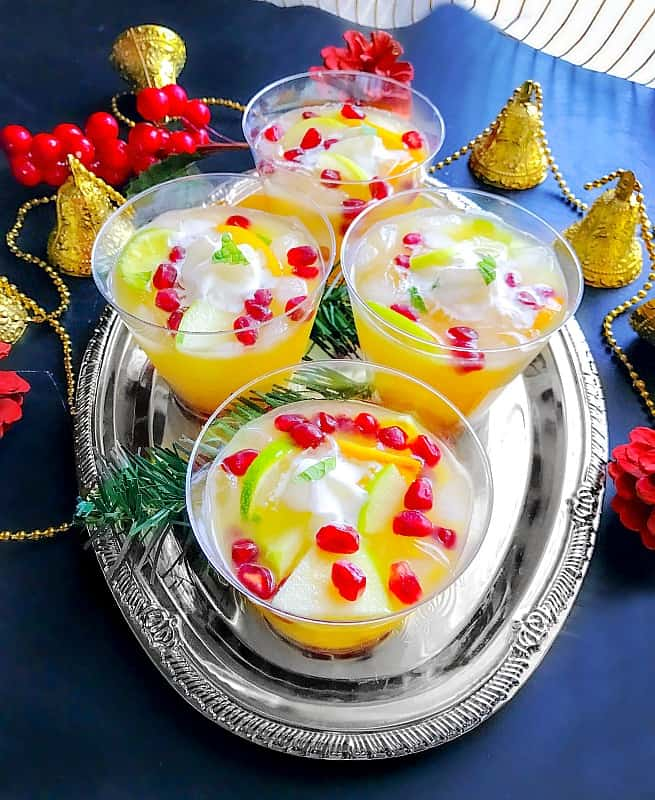 Non Alcoholic Christmas Punch