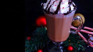Easy Red Wine Hot Chocolate Recipe