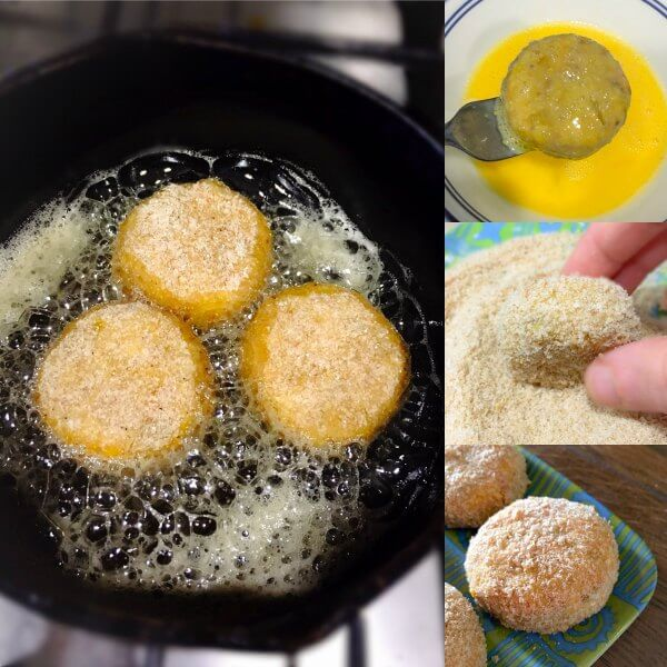 how to make indian fish croquette or bengali fish chop