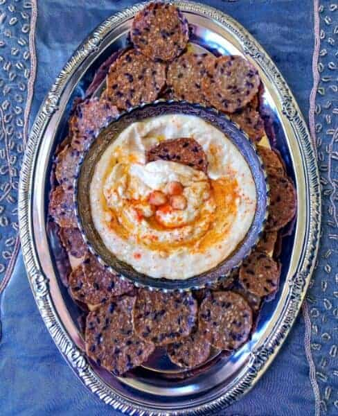 quick-creamy-hummus-recipe