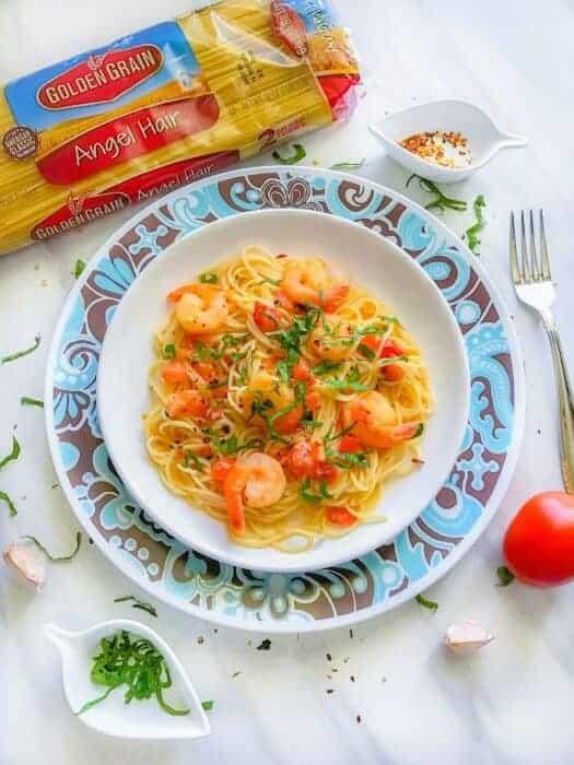 quick-shrimp-basil-pasta-recipe