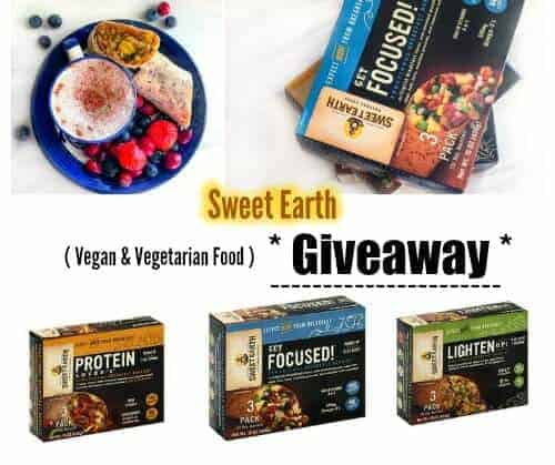 sweet earth giveaway