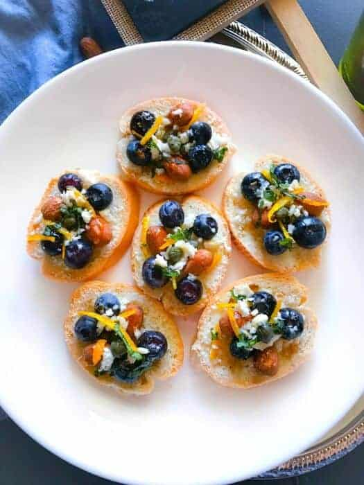 Quick and Hearty Almond – Ricotta Snack Bites