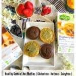 Healthy Garden Lites Muffins ( Glutenfree – Nutfree – Dairyfree )
