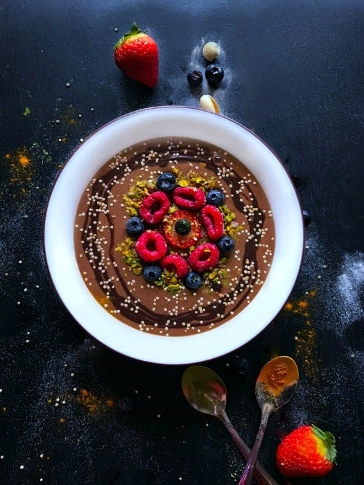 healthy-breakfast-chocolate-smoothie1