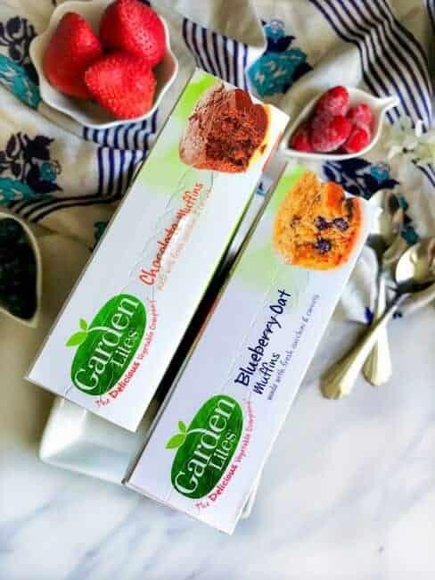 Healthy Garden Lites Muffins ( Glutenfree - Nutfree - Dairyfree )