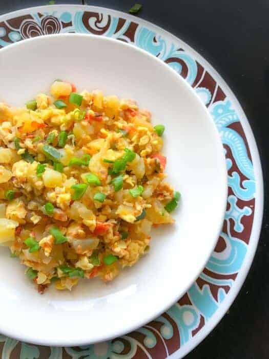 Masala-Indian-Scrambled-Egg