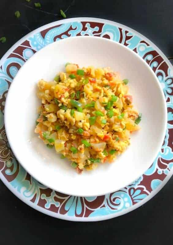 Spicy-Masala-Indian-Scrambled-Egg