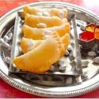 Best Gujiya Recipe | Step by Step How to Make Gujiya (Fried+Baked)