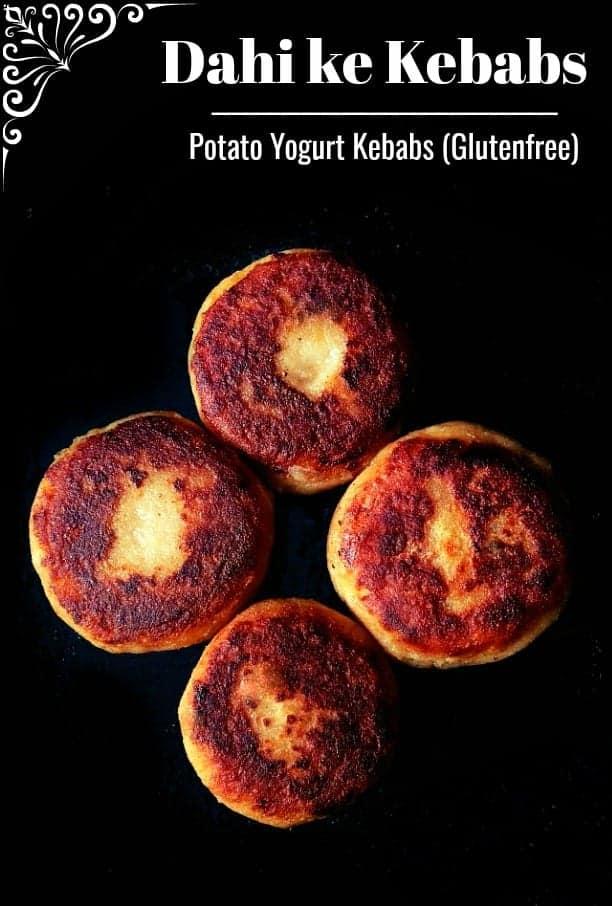 Dahi Ke Kebabs: #kebabs #indianrecipe #dahikekebabs #vegetarian #snack