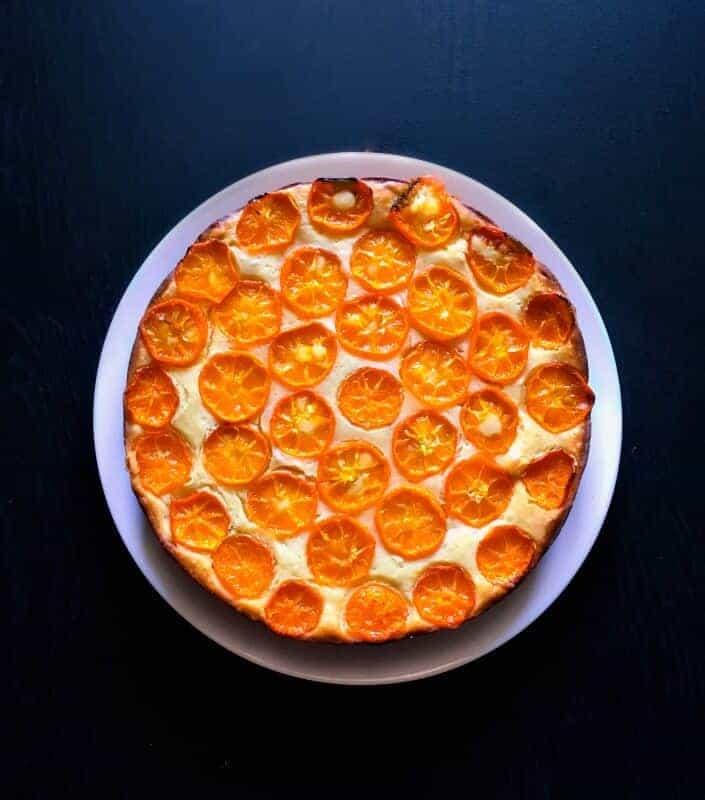 kumquat ginger cake recipe