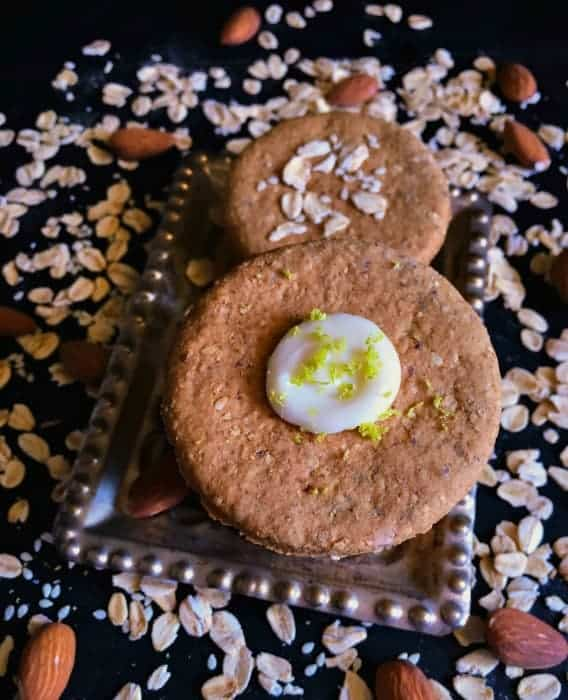 eggless digestive biscuit recipe