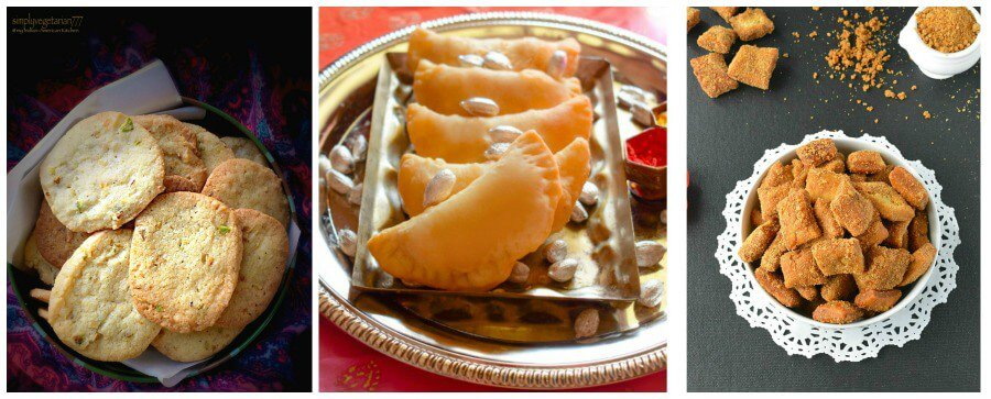 Best Indian dessert recipes including gujiya, shakarpare and more