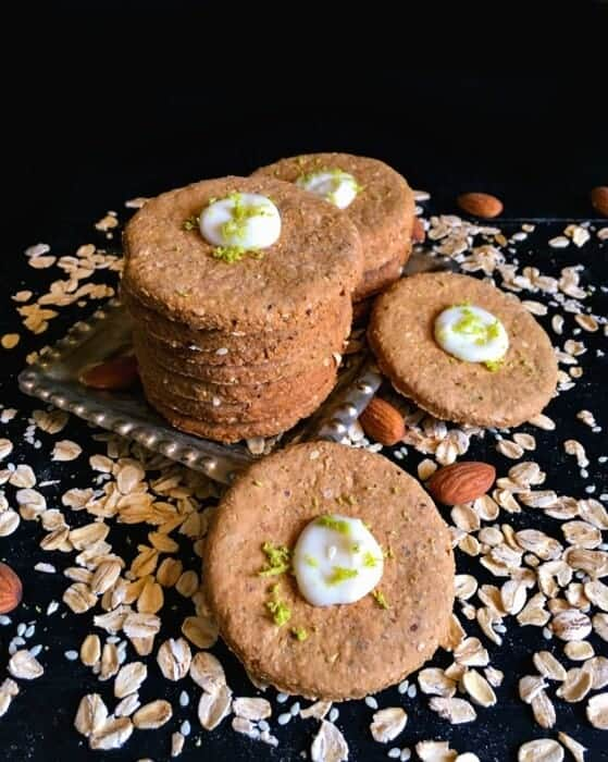 healthy digestive biscuit recipe
