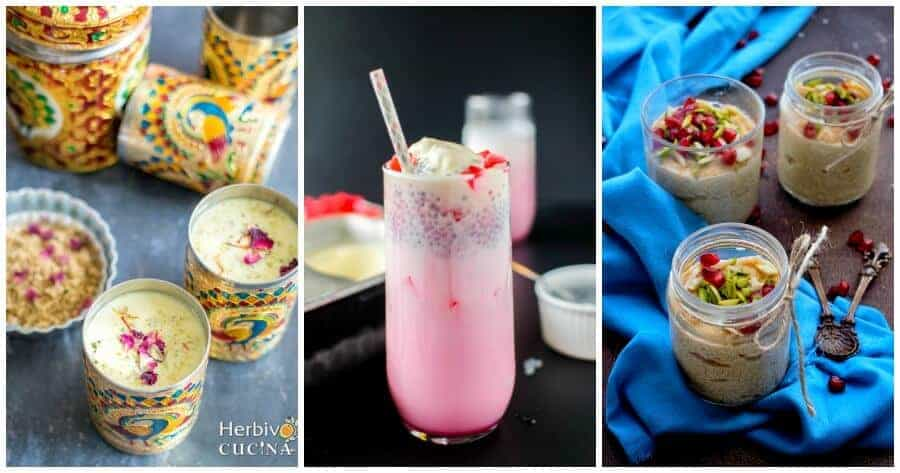 best Indian dessert recipe collection like kulfi, faluda, ladoo