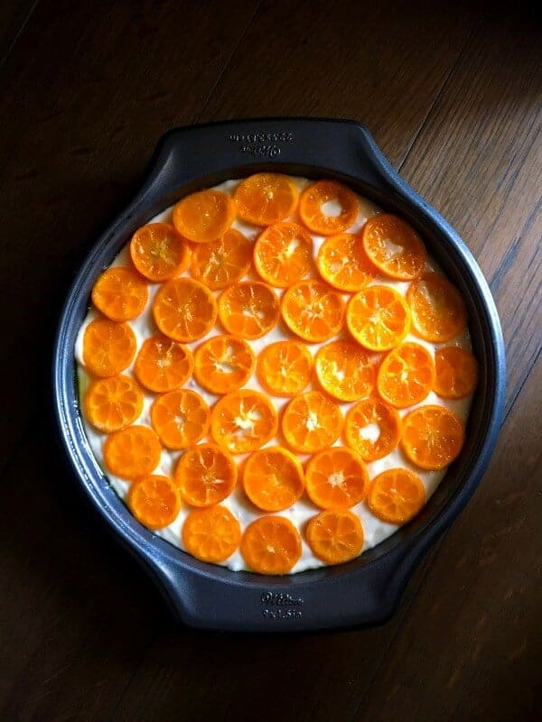 Kumquat Bundt Cake Recipe