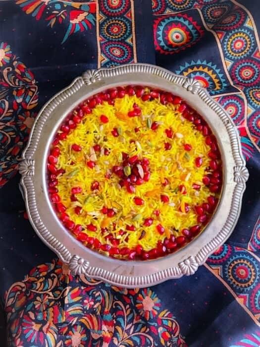 zarda-pulao-recipe #holi #recipe