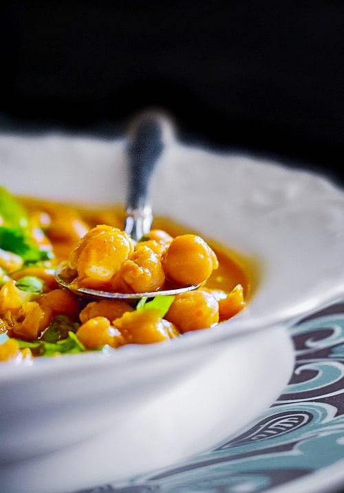 Chickpea Stew recipe