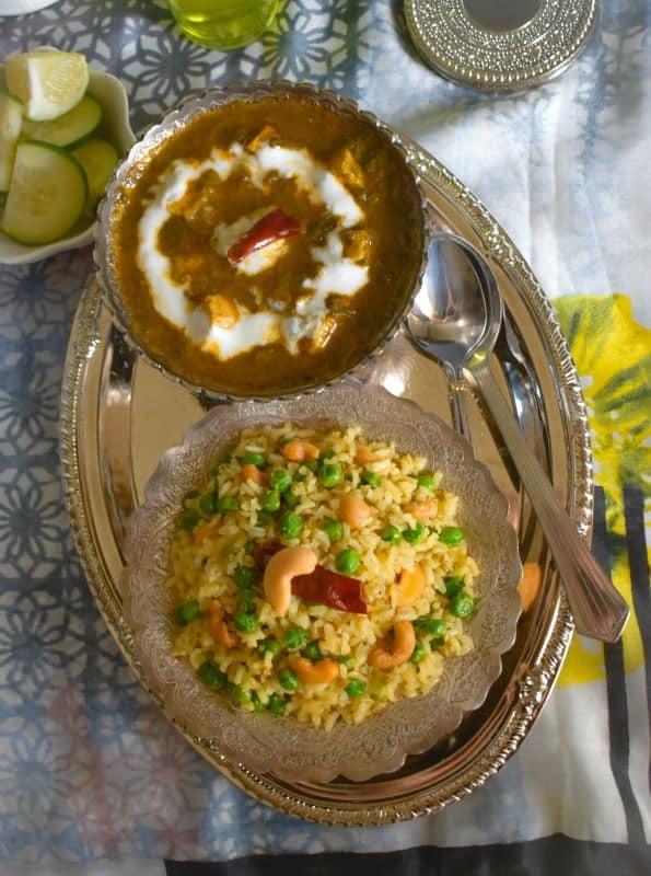 indian-peas-pilaf-recipe